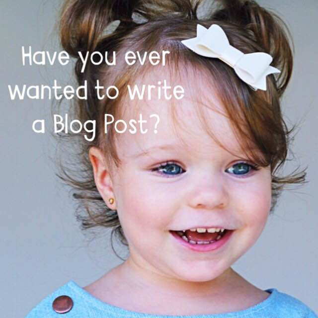 Calling All Mummy Blogger's - Pipersienna