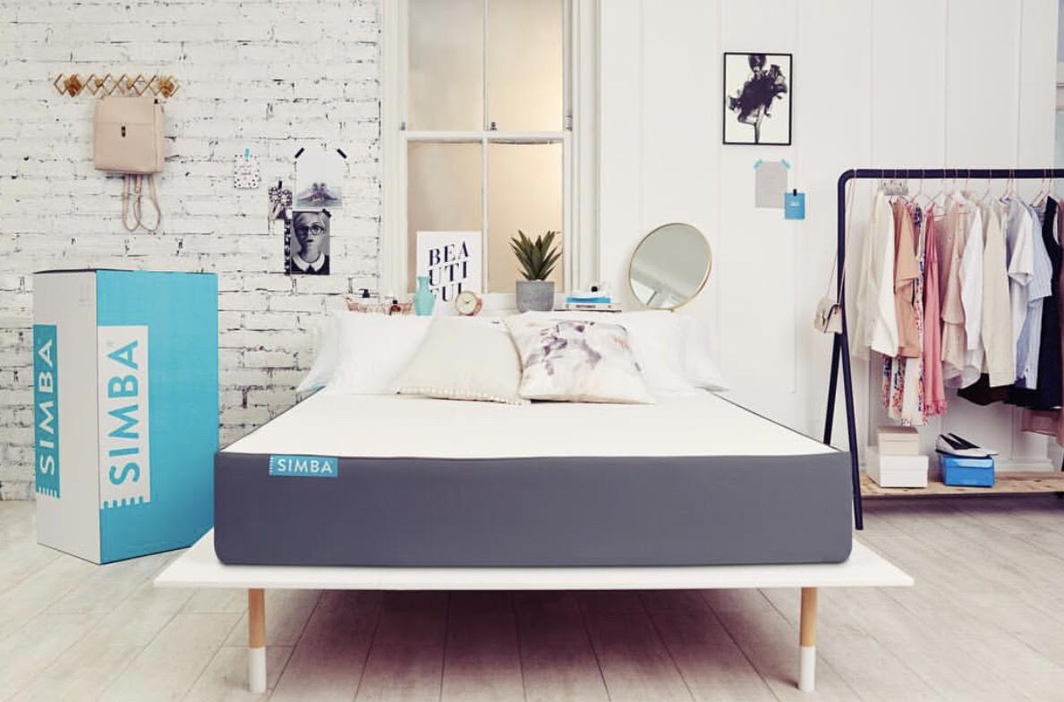 Simba Mattress Review >> The Simba Hybrid Review Engineered For The Perfect Sleep